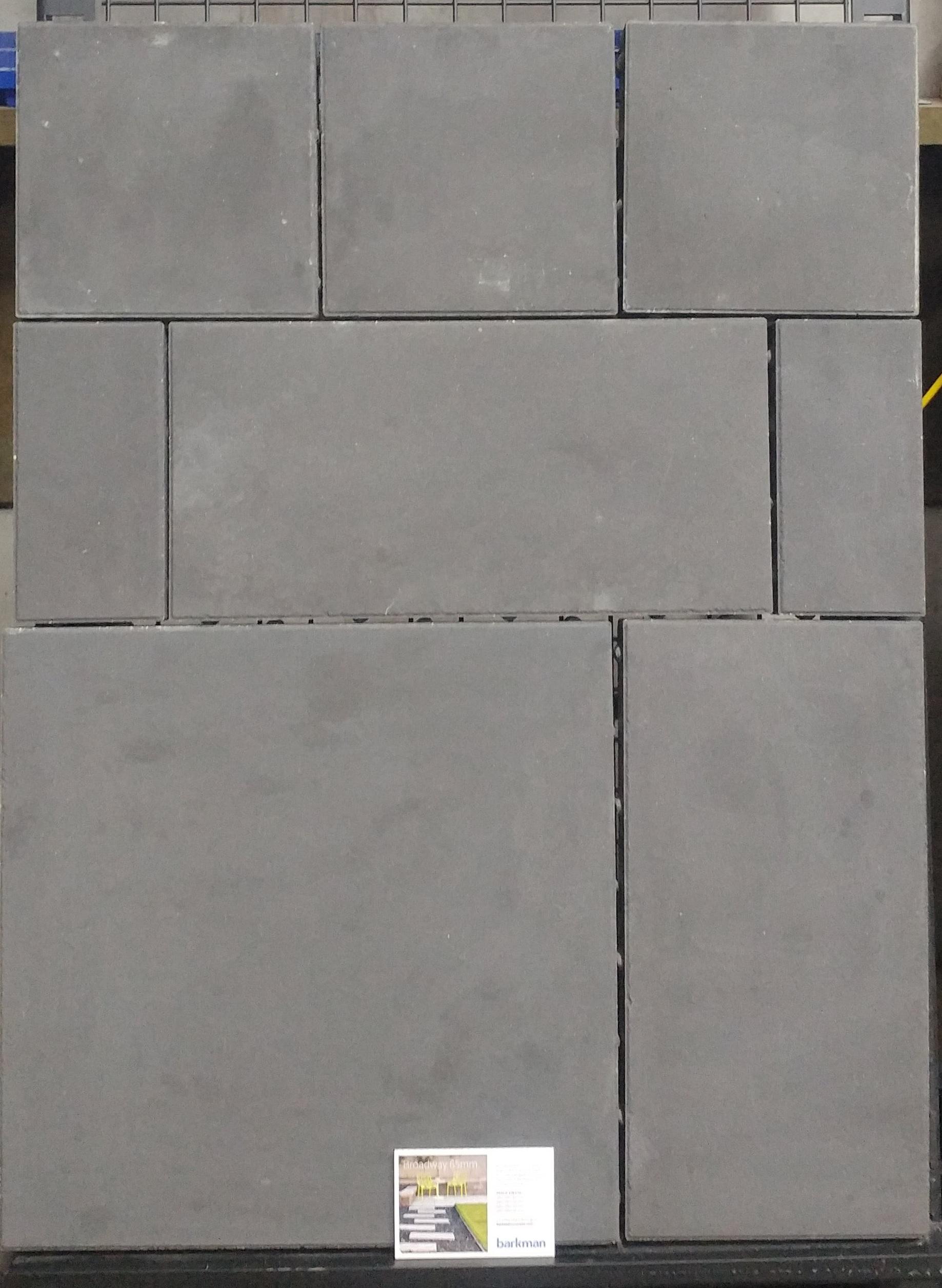 broadway paver charcoal barkman